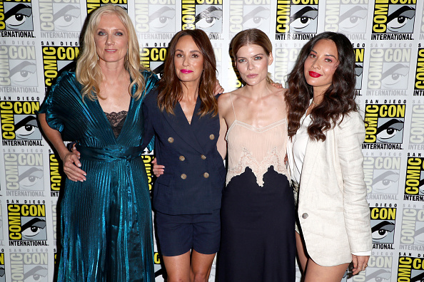 "Catt Sadler「STARZ ""The Rook"" At SDCC 2019」:写真・画像(7)[壁紙.com]"