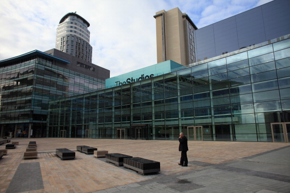 Salford Quays「MediaCity Nears Completion As The BBC Prepares To Start Moving Shows From July」:写真・画像(15)[壁紙.com]