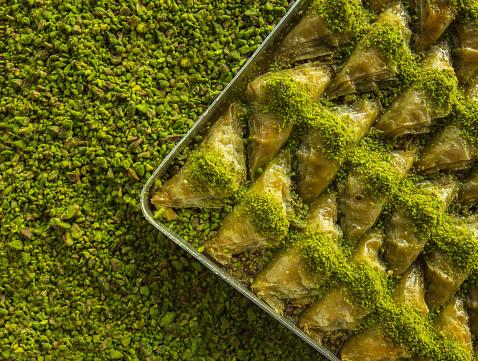 Iranian Culture「Turkish Dessert :Baklava」:スマホ壁紙(16)