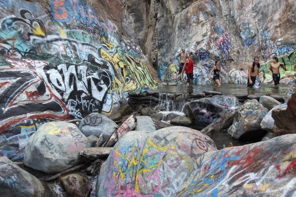 Wilderness Area「Vandals Target Los Angeles Area National Forests」:写真・画像(15)[壁紙.com]
