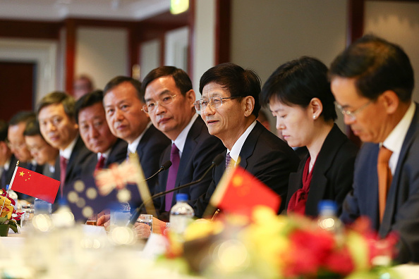 Talking「Inaugural Australia-China High-Level Security Dialogue」:写真・画像(17)[壁紙.com]