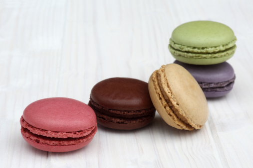Macaroon「French macaroons in lovely pastel colours」:スマホ壁紙(12)