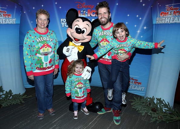 Disney「Disney On Ice Presents Follow Your Heart Celebrity Guests」:写真・画像(3)[壁紙.com]