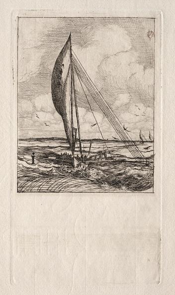 Etching「Swift Sailing Proa」:写真・画像(6)[壁紙.com]