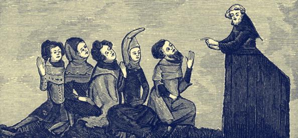 Preacher「Preaching in the open air」:写真・画像(13)[壁紙.com]