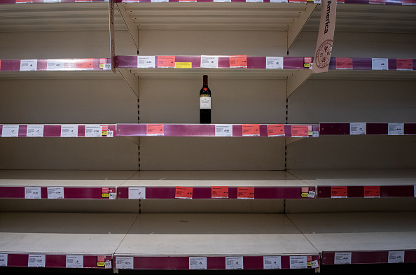 Wine「Coronavirus Focus: Panic Buying」:写真・画像(10)[壁紙.com]