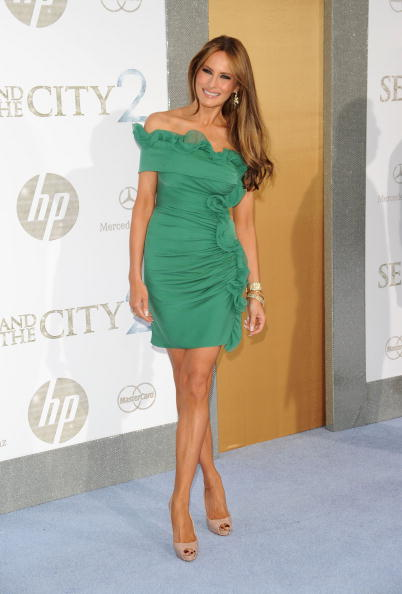 Sex and the City 2「Mercedes-Benz And Maybach Present Sex And The City 2 Premiere」:写真・画像(4)[壁紙.com]