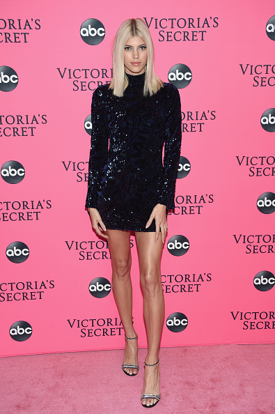 Victoria's Secret「Victoria's Secret Viewing Party - Arrivals」:写真・画像(13)[壁紙.com]