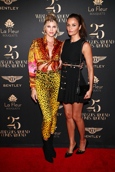 Astrid Stawiarz「What Goes Around Comes Around 25th Anniversary Celebration At The Versace Mansion With a Retrospective Tribute To Gianni Versace」:写真・画像(11)[壁紙.com]