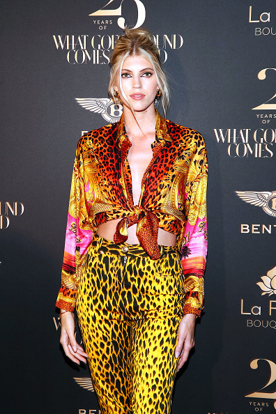 Astrid Stawiarz「What Goes Around Comes Around 25th Anniversary Celebration At The Versace Mansion With a Retrospective Tribute To Gianni Versace」:写真・画像(3)[壁紙.com]