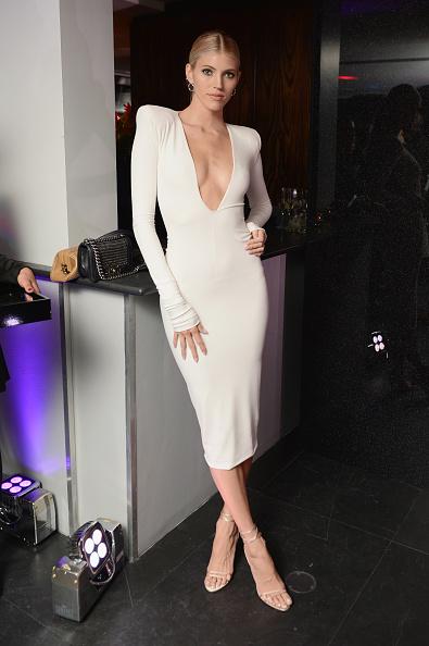 White Dress「Alain Mikli x Alexandre Vauthier Launch Party」:写真・画像(9)[壁紙.com]