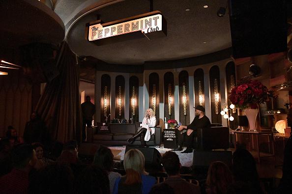 Neilson Barnard「Christina Aguilera: LIBERATION Powered by Pandora」:写真・画像(8)[壁紙.com]