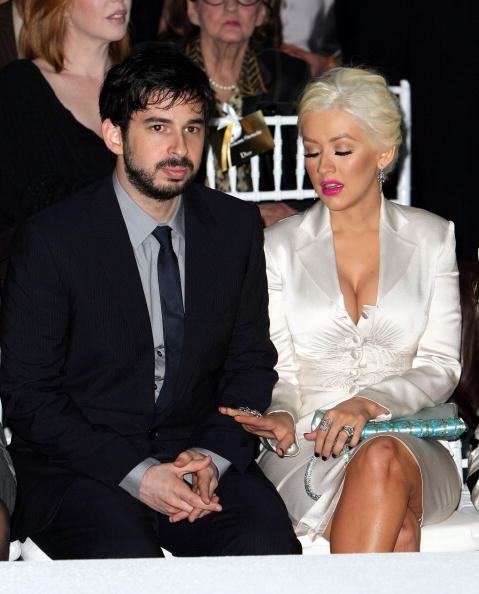 Christina Aguilera「Christian Dior Cruise 2009 Collection - Front Row」:写真・画像(16)[壁紙.com]