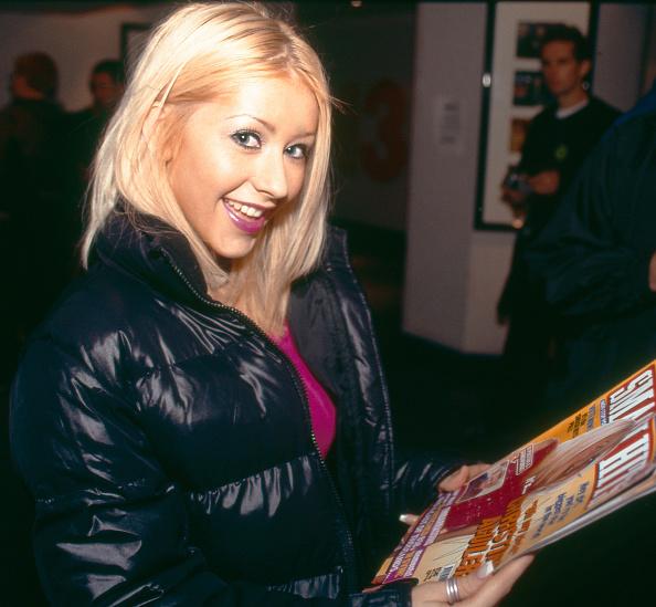 Christina Aguilera「Christina Aguilera」:写真・画像(3)[壁紙.com]