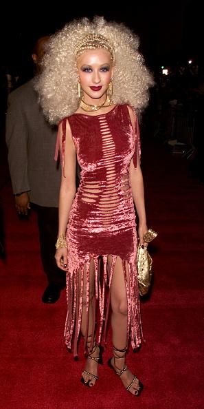 クリスティーナ・アギレラ「7th Annual Blockbuster Entertainment Awards」:写真・画像(17)[壁紙.com]