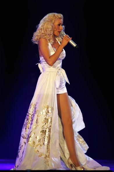 Back To Basics - Album Title「Christina Aguilera Plays Wembley Arena」:写真・画像(16)[壁紙.com]
