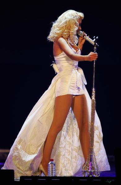 Back To Basics - Album Title「Christina Aguilera Plays Wembley Arena」:写真・画像(19)[壁紙.com]