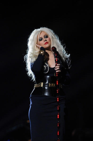 Christina Aguilera「Michael Forever Tribute Concert」:写真・画像(0)[壁紙.com]