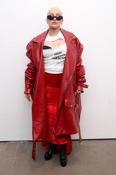 Christina Aguilera「Christian Cowan SS19 NYFW - Backstage」:写真・画像(5)[壁紙.com]