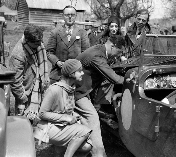 Motorsport「Alan Arnold at the Shelsley Walsh Amateur Hillclimb, Worcestershire, 1929」:写真・画像(4)[壁紙.com]