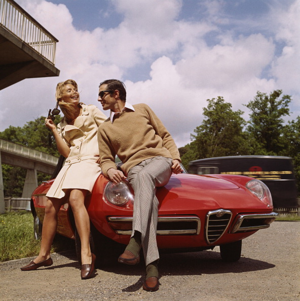 Couple - Relationship「Alfa Romeo Spider」:写真・画像(7)[壁紙.com]
