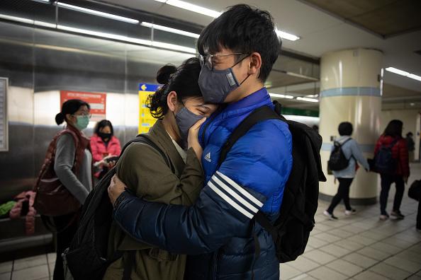 Taiwan「Taiwan Battles Against The Coronavirus Outbreak」:写真・画像(11)[壁紙.com]