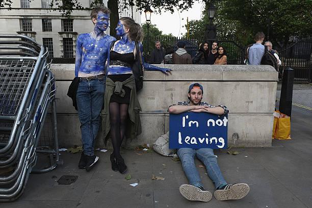 Britain Reacts To The EU Referendum Result:ニュース(壁紙.com)