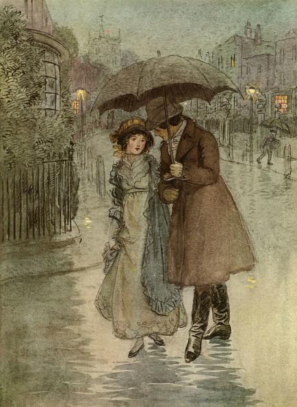 1900「J M Barrie 'Quality Street'」:写真・画像(19)[壁紙.com]