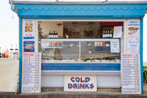 Booth「Seafood shop, Brighton, England」:スマホ壁紙(15)