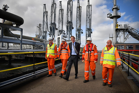 Shale「First US Shale Gas Arrives In The UK」:写真・画像(8)[壁紙.com]