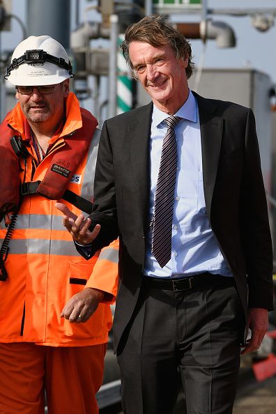 Shale「First US Shale Gas Arrives In The UK」:写真・画像(17)[壁紙.com]