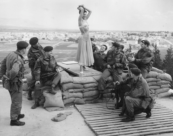 Republic Of Cyprus「Entertaining Troops」:写真・画像(17)[壁紙.com]
