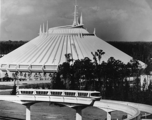 Disney World「Space Mountain」:写真・画像(7)[壁紙.com]