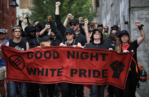Win McNamee「Charlottesville Marks First Anniversary Of Deadly Rally」:写真・画像(15)[壁紙.com]