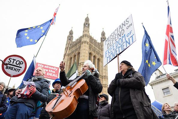 Musician「Brexit Negotiations Reach Endgame」:写真・画像(17)[壁紙.com]