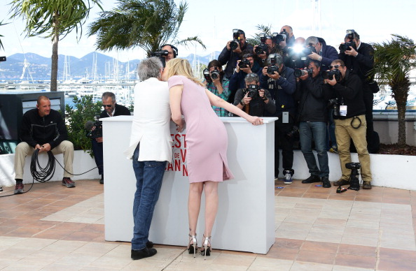 Venus in Fur - 2013 Film「'La Venus A La Fourrure' Photocall - The 66th Annual Cannes Film Festival」:写真・画像(13)[壁紙.com]