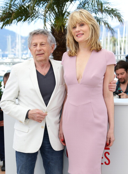 Venus in Fur - 2013 Film「'La Venus A La Fourrure' Photocall - The 66th Annual Cannes Film Festival」:写真・画像(17)[壁紙.com]