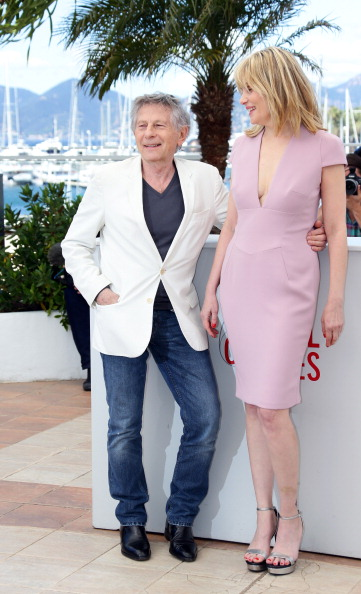Venus in Fur - 2013 Film「'La Venus A La Fourrure' Photocall - The 66th Annual Cannes Film Festival」:写真・画像(18)[壁紙.com]