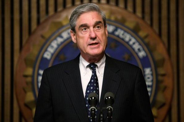 Alex Wong「FBI Director Robert Muller Holds News Conference」:写真・画像(4)[壁紙.com]