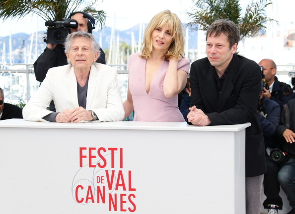 Venus in Fur - 2013 Film「'La Venus A La Fourrure' Photocall - The 66th Annual Cannes Film Festival」:写真・画像(16)[壁紙.com]