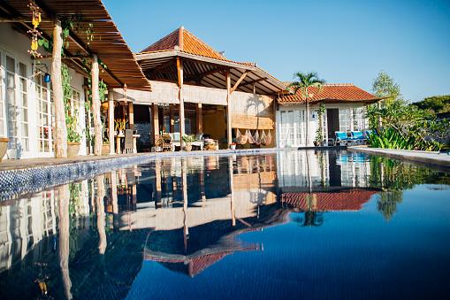 Villa「Indonesia, Bali, holiday villa in Joglo Style」:スマホ壁紙(16)