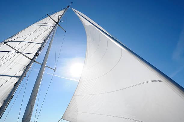 Sun in sails:スマホ壁紙(壁紙.com)
