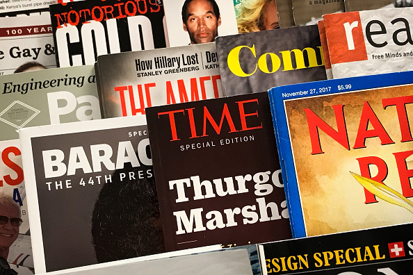 Consolidated News Pictures「Meredith Corp Acquires Time Inc In $1.84 Billion Deal」:写真・画像(8)[壁紙.com]