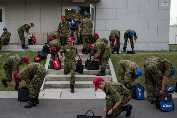 Personal Accessory「Daily Life At Japan's Only Self-Defense Force High School」:写真・画像(11)[壁紙.com]