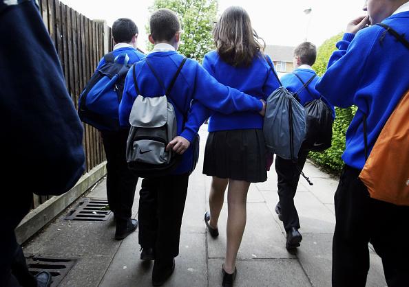 School Building「Edenham High School Pupils Sent Home From Cash Strapped School」:写真・画像(9)[壁紙.com]