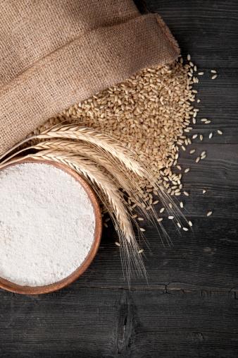 Rye - Grain「Flour and wheat grains」:スマホ壁紙(8)