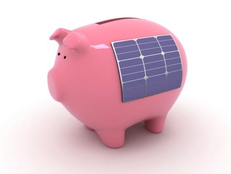 Investment「Solar Energy Saving」:スマホ壁紙(14)