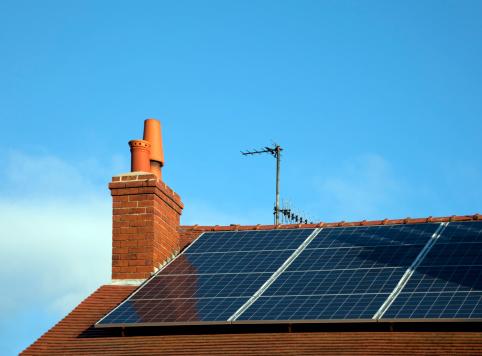 Power Supply「Solar energy」:スマホ壁紙(1)