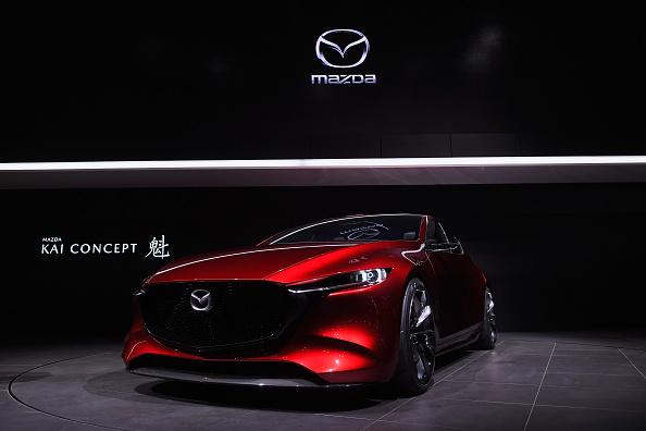 Mazda「Mazda Motor @Tokyo Motor Show」:写真・画像(1)[壁紙.com]