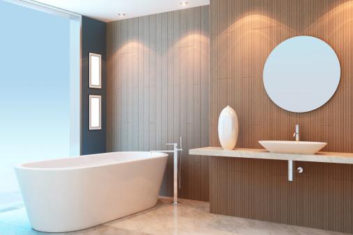 Health Spa「Bathroom Modern」:スマホ壁紙(15)